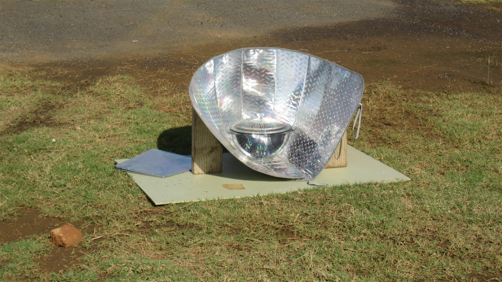 Solar ovens are a trend or fad